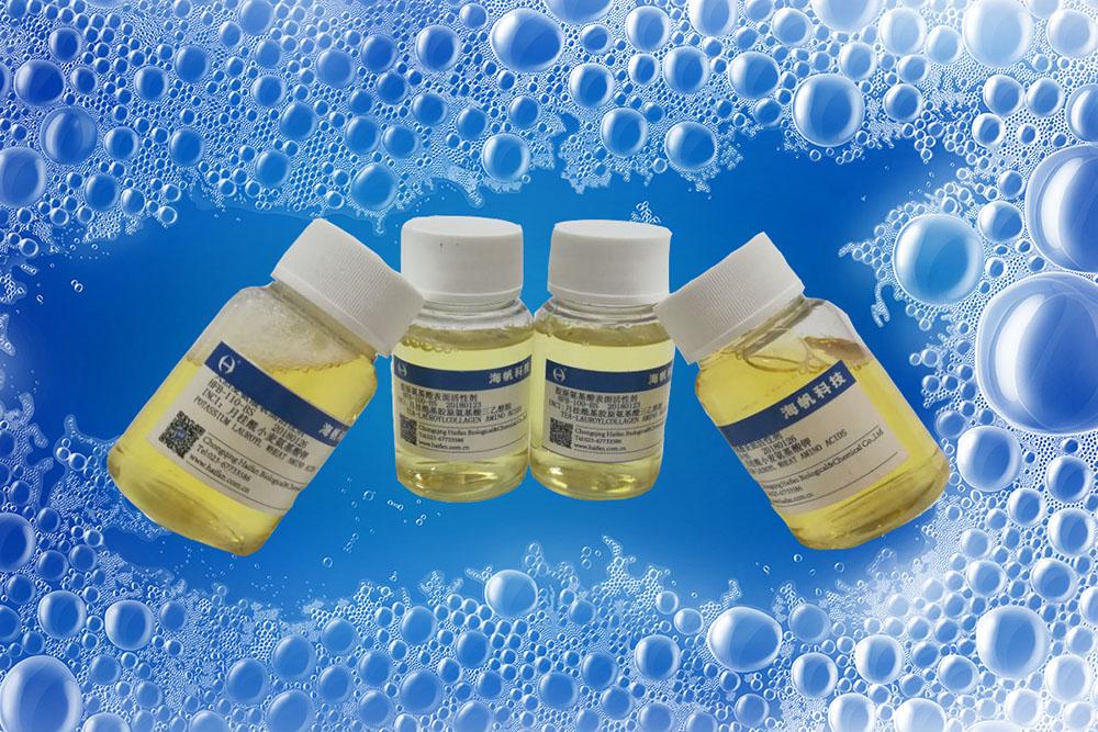 Natural amino acid surfactant series